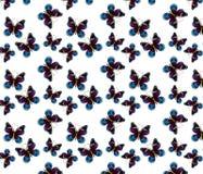 motyle rysujący mikrotelefon Zdjęcia Royalty Free