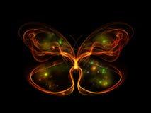 Motyli element Fotografia Royalty Free