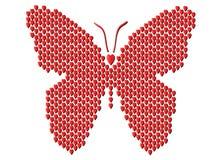 motyli jelenie Obraz Royalty Free