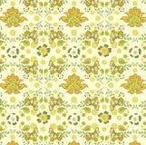 motyli kwiecisty wzór royalty ilustracja