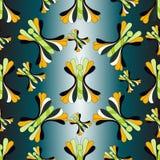 Motylia kolorowa tło wektoru ilustracja Zdjęcie Royalty Free