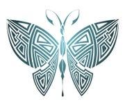 motyliego projekta motyli tatuaż Zdjęcia Royalty Free