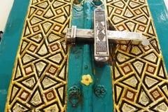 Motyw od Arabskiej Islamskiej kultury Obraz Stock