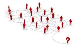 motywaci biznesowa drużyna Obrazy Stock