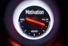Motywacja Fotografia Stock