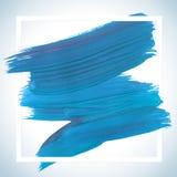 Motywacja sen kwadrata uderzenia akrylowy plakat Teksta literowanie inspiracyjny saying Wycena Typographical Plakatowy szablon, v royalty ilustracja