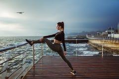 Motywacja w sportach zdjęcie royalty free