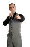 motywacyjny mówca Zdjęcie Stock