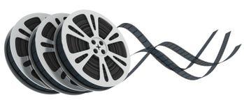 Mouche de film de traitements différés Photo libre de droits