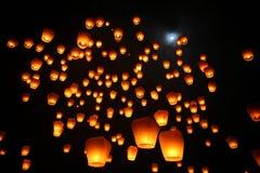 Mouche de lanterne Images libres de droits