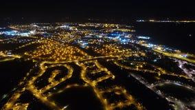 Mouche de nuit chez Elgin Photo libre de droits