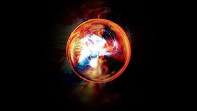 Mouche galactique d'hyperespace illustration libre de droits
