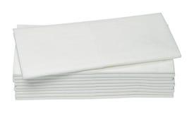 Mouchoirs en papier Photographie stock libre de droits