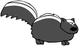 Mouffette illustration libre de droits