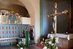 Mougins de Jacques le majeur del santo Fotografía de archivo libre de regalías