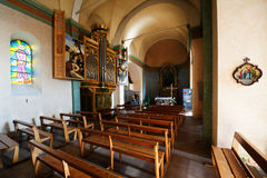 Mougins de Jacques le majeur del santo Fotos de archivo libres de regalías