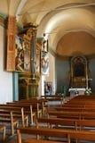 Mougins de Jacques le majeur del santo Imágenes de archivo libres de regalías