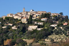 Mougins, French riviera. France, French riviera, Mougins, old village where Pablo Picasso lived 12 years Stock Photos