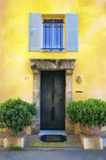 Mougins village, French riviera. Stock Images