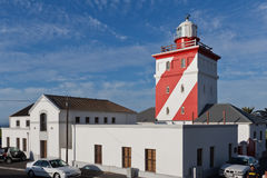 Mouille Point Lighthouse Cape Town Stock Images