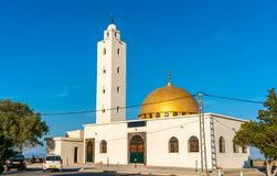 Moula Abdelkader Moul El Mayda в Оране, Алжире стоковое изображение