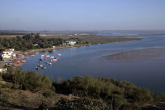 Moulay Bousselham Reserve, Stock Image