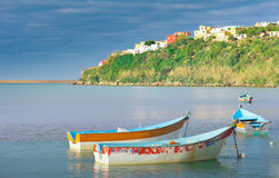 Moulay Bousselham Royalty Free Stock Photos