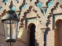 Moulay El Yazid meczet w starym Medina Marrakech zdjęcie stock