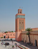 Moulay El yazid Mosque Royalty Free Stock Photography