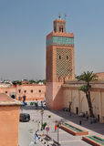 Moulay El yazid Mosque Royalty Free Stock Images