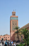 Moulay El yazid Mosque Stock Images