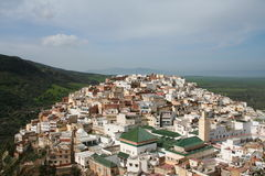 Moulay Idris Stock Images