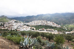 Moulay Idris, Morocco Stock Images