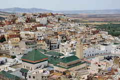 Moulay Idriss Royalty-vrije Stock Foto