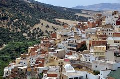 Moulay Idriss Royalty Free Stock Photography