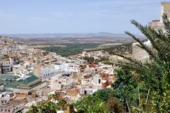 Moulay Idriss Stock Photo