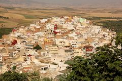 Moulay Idriss Stock Photography