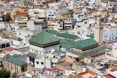 Moulay Idriss, Morocco Stock Photography