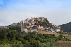 Moulay Idriss in Morocco Royalty Free Stock Image