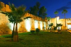 moulay ismail mausoleum Royaltyfria Bilder