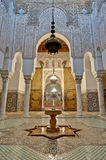 Moulay Ismail Mausoleum at Meknes, Morocco Royalty Free Stock Photo