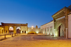 Moulay Ismail Mausoleum at Meknes, Morocco Stock Photography