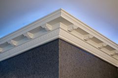 Mouldings Stock Photo