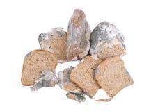 Mouldy bread Stock Photos