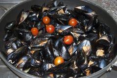 Moules de Mussels photographie stock
