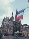Moulhouse Франция стоковые изображения