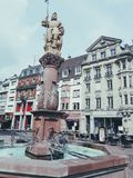 Moulhouse Francja zdjęcia royalty free