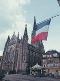Moulhouse Frankrijk stock afbeeldingen