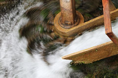 Moulin à eau Photo stock