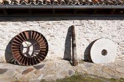 Moulin à eau photos libres de droits